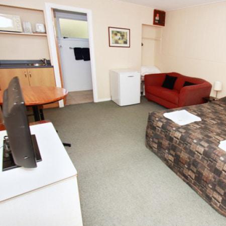 Habitación motel en Motueka NZ