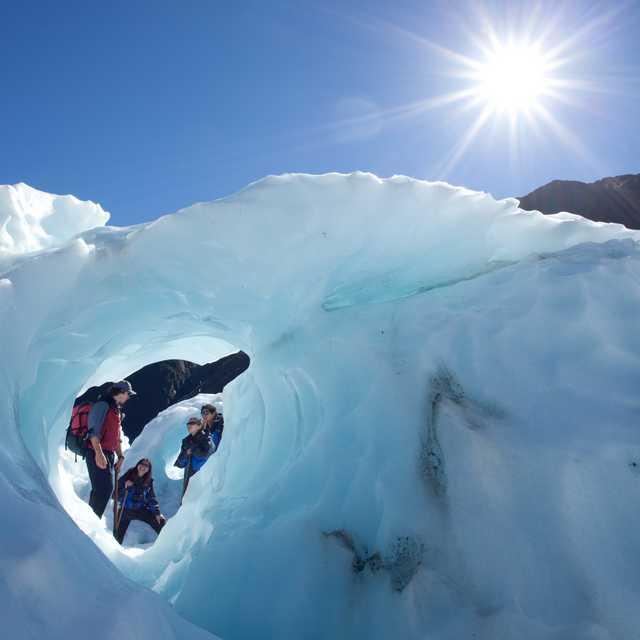 Región de los glaciares
