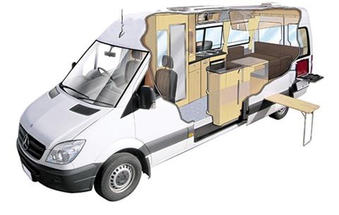 Ultima - 2 Motorhome - categoría premium
