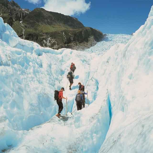 Caminata Glaciares