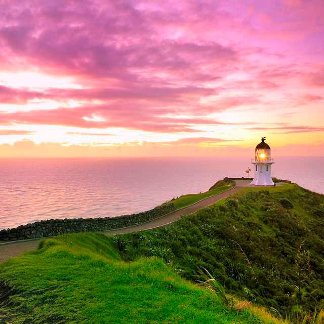 Romántica Gran Nube Blanca - Viaje de Novios Nueva Zelanda
