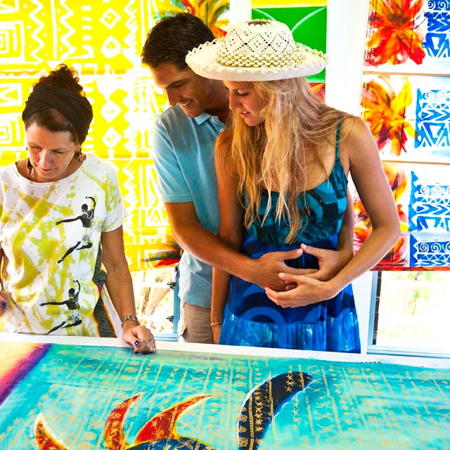 Arte Islas Cook