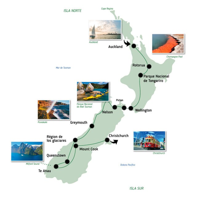 15 días-Christchurch>Auckland
