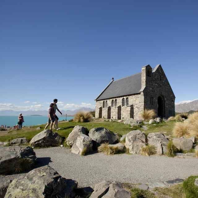 Iglesia Del Buen Pastor - Lake Tekapo