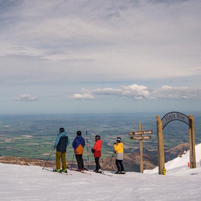 Mt Hutt Canterbury - Nueva Zelanda en familia