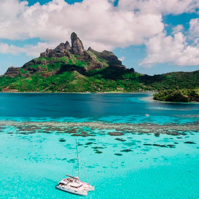 Moorea - Paquete Dulce Polinesia