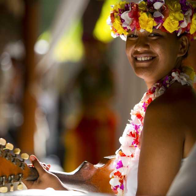 Moorea-Paquete Dulce Polinesia
